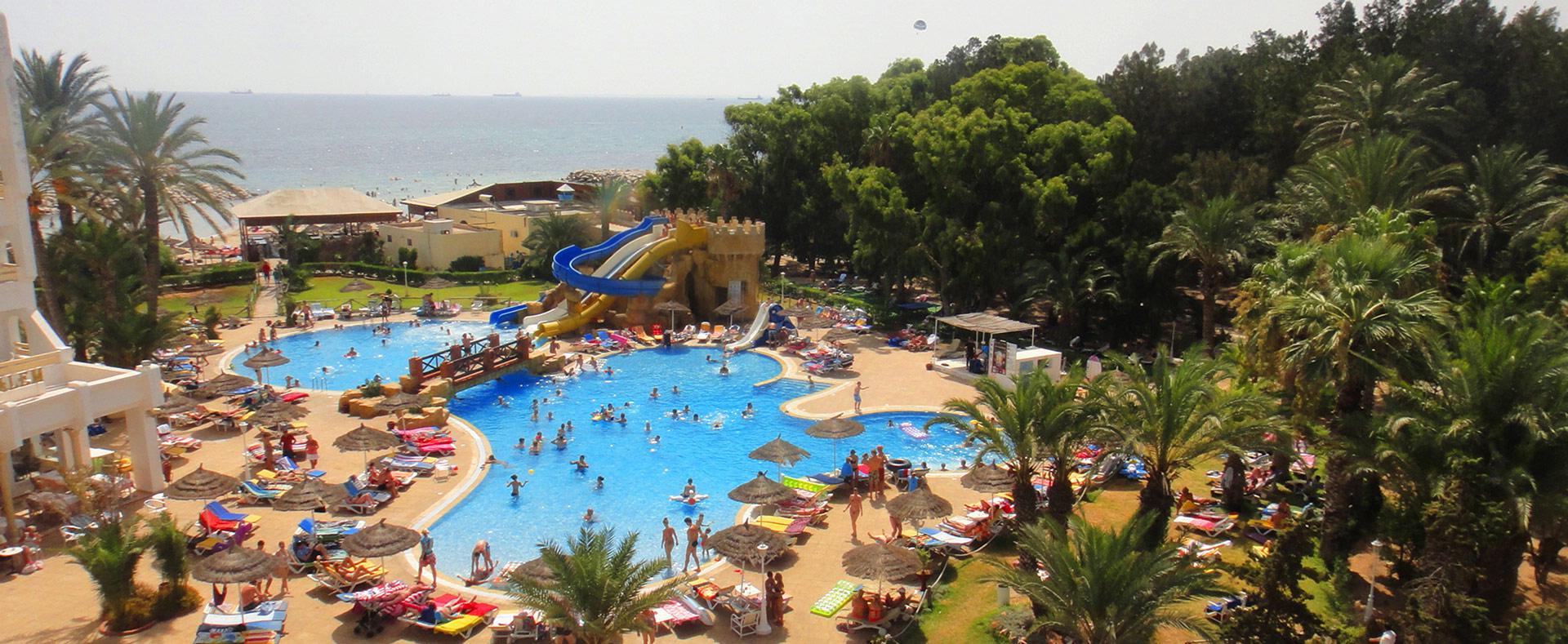 Slide Pool Marhaba Royal Salem