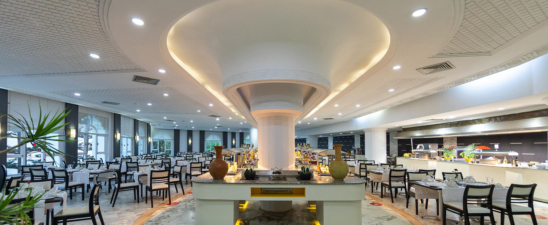 Buffet Restaurant Royal Salem